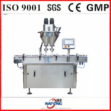 Hot sale full automatic vacuum filling machine for powder,spice powder filling machines,dry powder injection filling line
