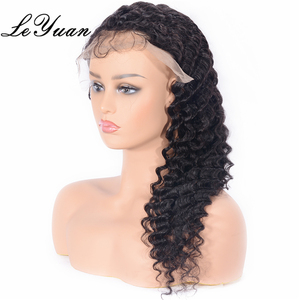 LeYuan original brazilian pakistan pink human hair wigs extension
