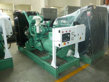 400kva open set nature gas generator powered by doosan