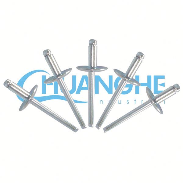 alibaba china fastener aluminum seal type blind rivet