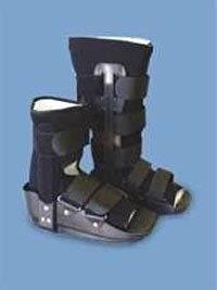 UFP 45143 Walker Lower Leg Brace UFP Black Small Universal Low Profile Part# UFP 45143 by Triple Inc. Qty of 1 Unit