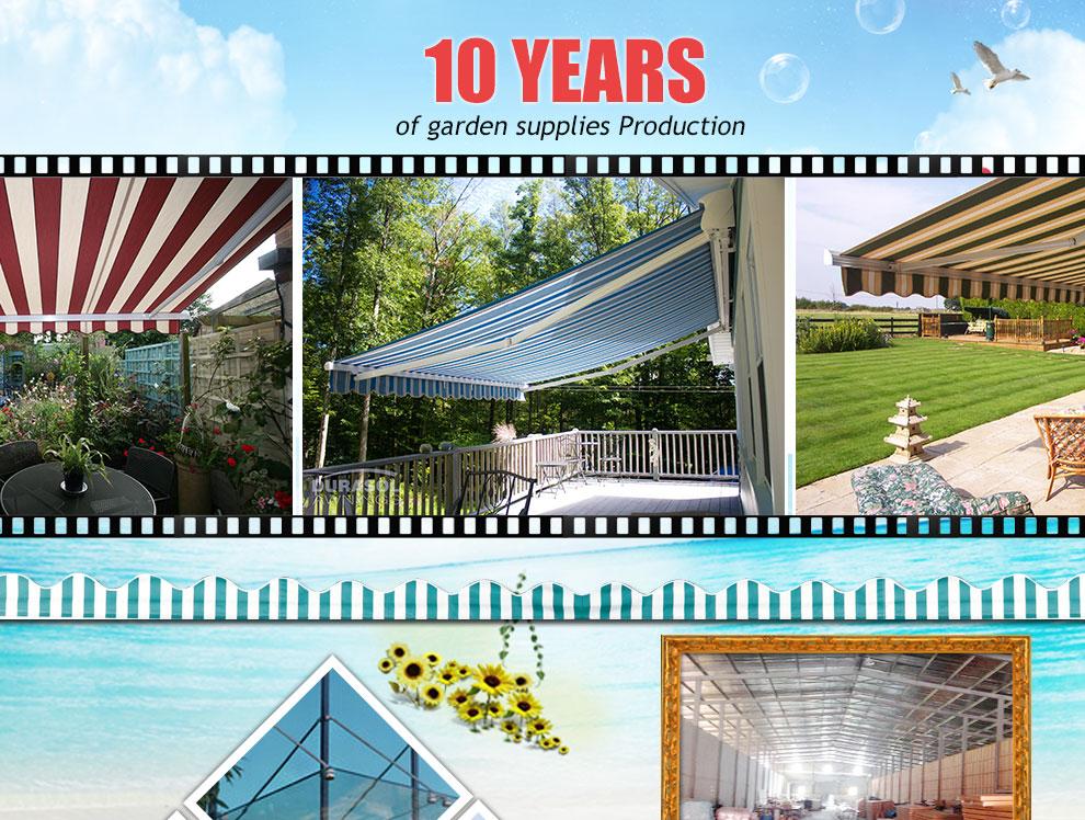 Blue Sky Leisure Products Co., Ltd. (Jinhua) - Awning,carport