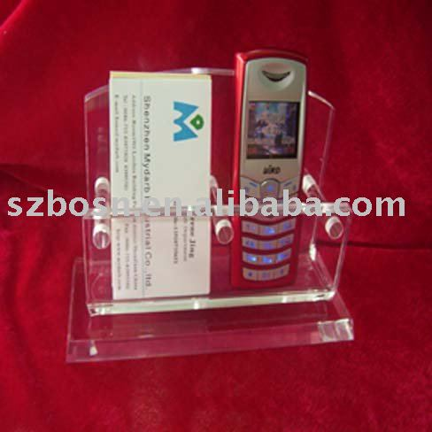 Acrylic Cell Phone Display, Acrylic Moblie Phone Display, Plastic Phone Holder