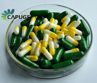 Empty hard gelatin natural capsules Herbal Supplements