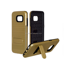 Special Design PU Phone Cover Card Hold Mobile Case for galaxy S7 EDGE