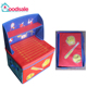 Non woven fabric kids fancy sport-box toys storage box with magic stick