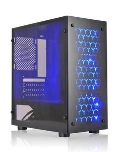 V2-Micro ATX Tower Computer Case V Series Gaming PC Case Desktop pc Gamer
