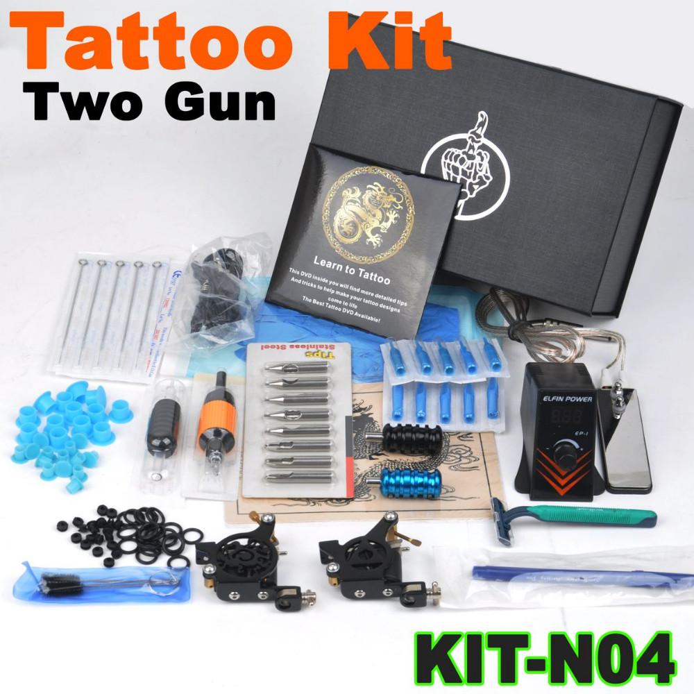 Best Tattoo Brand Cheap Tattoo Machine Set With 2 Tattoo Machines Buy Tattoo Machine Kits Salecheap Tattoo Machinetatoo Machine Set Product On