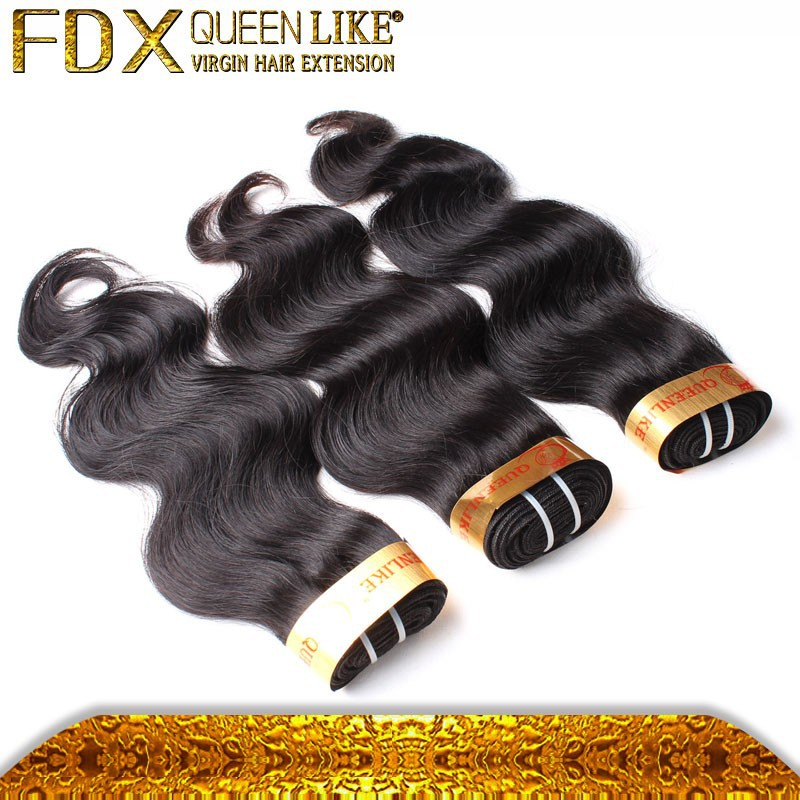 12inch-30inch flat head natural body wave 100% indian balmain hair extensions