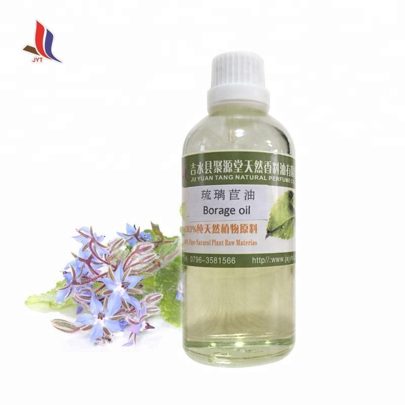 JXJYT Factory Wholesale Borage Oil Massage Spa Carrier Oil