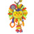 Baby Infant Pram Car Stroller Hanging Rattles Plush Musical Toy For Baby Gifts