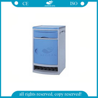 AG-BC006 Best quality plastic with different colors storage cabinet