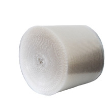 Single-Sided 10mm Diameter Protective Packaging PE Air Bubble Roll Film Wrap