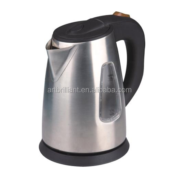 stainless steel mini small size electric kettle 1.2L