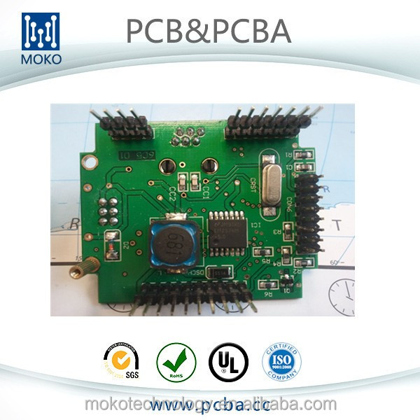 Customized ACS PCB board, access control pcba, access control system OEM