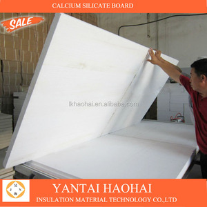 incombustibility 2016*Green building material standard type calcium silicate board for cement rotary kiln heat insulation
