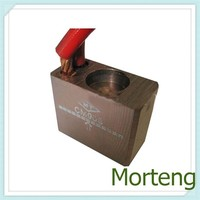 industrial copper carbon brushes for electric motors