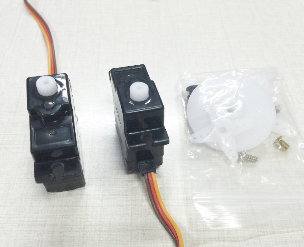 High quality China factory oem S3001 17g Rc Servo Motor With Plastic Gears Using For Radio Control Toys