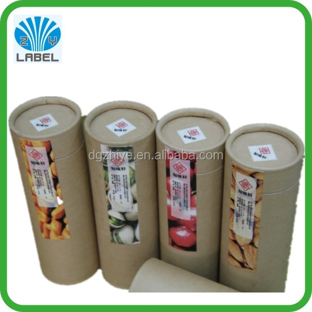 high quality custom seal sticker adhesive roll seal logo sticker printed seal packing sticker