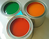 Silk Screen print golden paste for nylon, rubber, EVA, oxford cloth