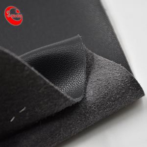 Hydrolysis Resistance Breathable Pu Leather Classic Nappa Grain Leather For Shoes And Bags