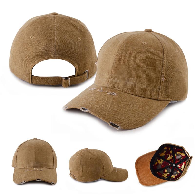 34ebf32e123 Wholesale Custom Embroidered Plain Distressed Blank Baseball Hat ...