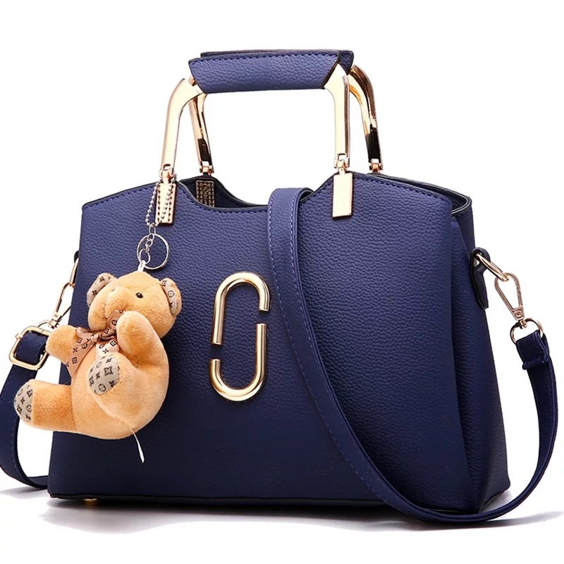 Guangzhou <strong>Manufacturers</strong> Wholesale Bags Women 201 New Trend New Iron Handle Handbag