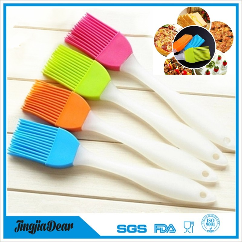 Amazon Hot Selling Food grade Silicone Pastry Oil Basting Brush