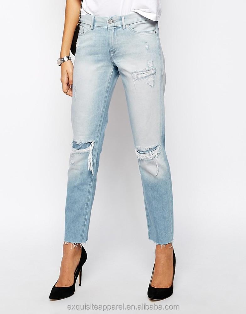 light blue color jeans