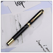 Personalised quality pens medium fine custom logo hero style fountain pen