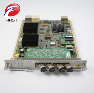 ZTE GPON card GPFA 4 ports olt for C220 C200 GPON OLT including 4 sfp  modules
