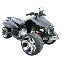 250cc all-terrain ATV Fashion inverted three-wheeled motorcycle