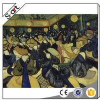Different styles latest oil painting vincent van gogh