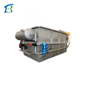 Industrial Wastewater Treatment Plant DAF Dissolved Air Flotation Device