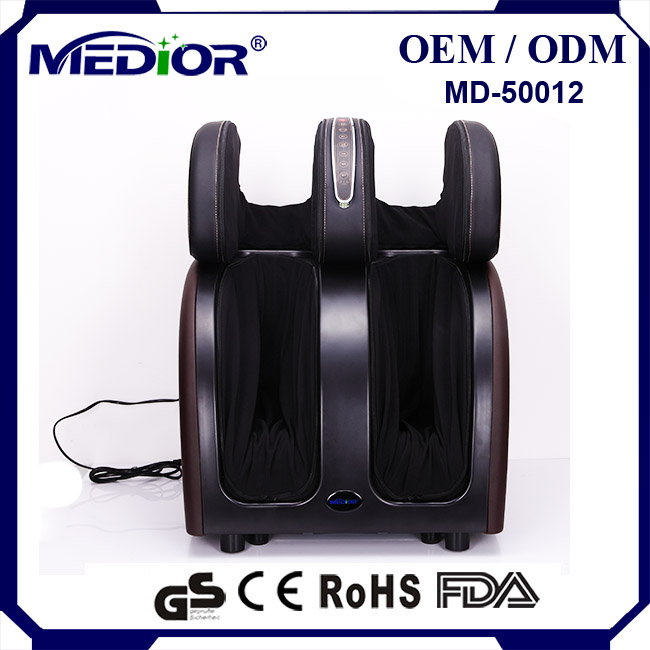 low frequency foot leg electronic pulse therapy massager