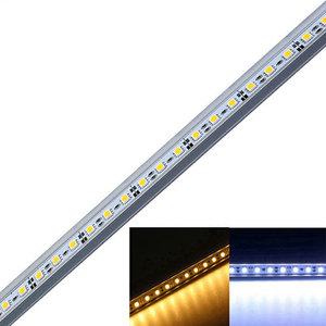 5050 Super Bright 12V Aluminium Led Strip Bar Lights for Kitchen Cabinet, Dining Room