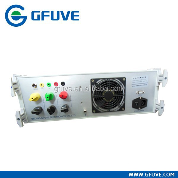 GF302D portable three phase Kwh meter testing appliance with high stability