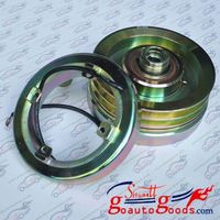 bitzer compressor clutch 2 pulley clutch with good quality both for bitzer and bock