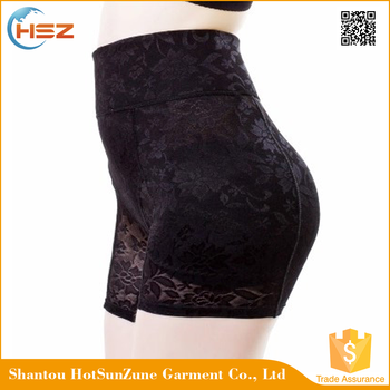 HSZ 8923 elegant seamless tube underwear fashionable new style panty latest soft sexy black ladies panties and price