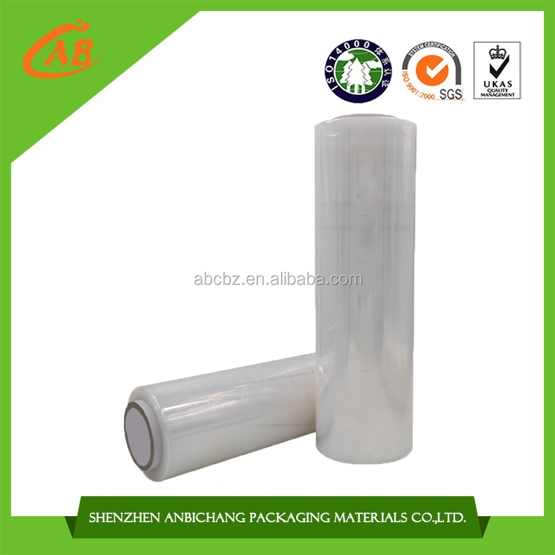 LLDPE stretch wrapped pallet wrap stretch film