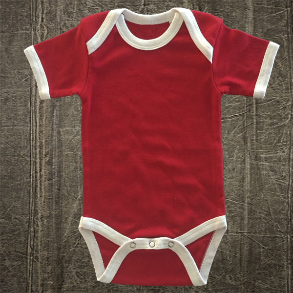 Hot Sale newborn onesie baby children's clothing summer cotton short sleeve baby romper blanks