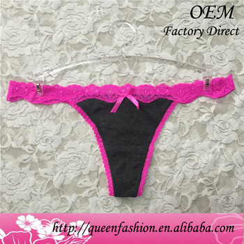 41b479a05bc Fancy young girl g string Japanese girl sexy thong women underwear for your  own brand