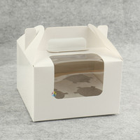packaging clear window bakery boxes wholesale