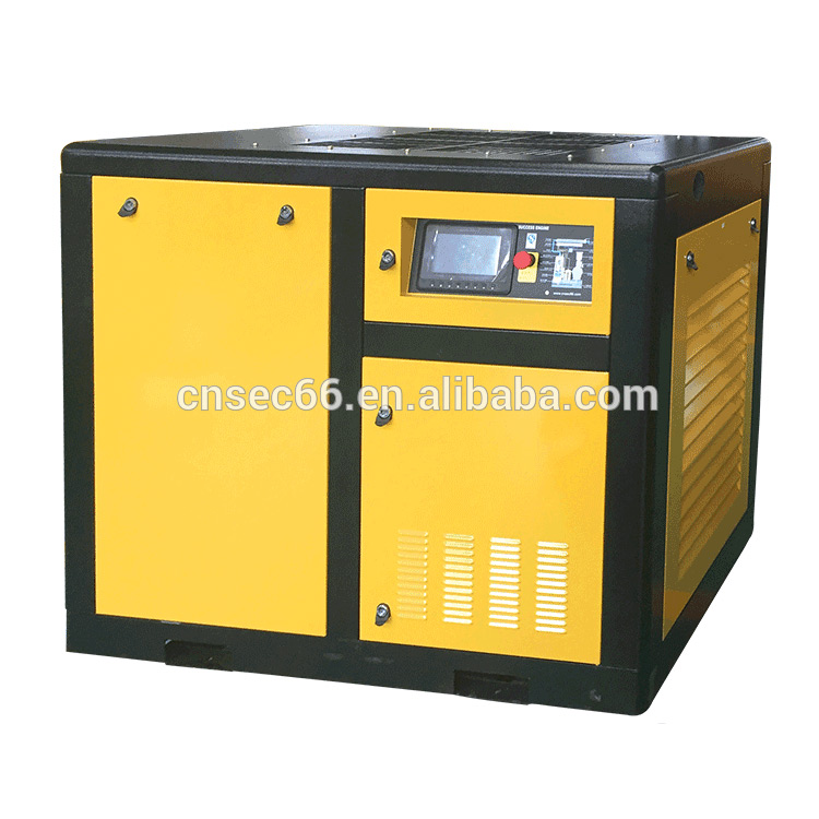 Vfd schroef inverter chinese compressor made in china