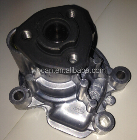 BYD 476 auto spare parts cooling aluminum water pump