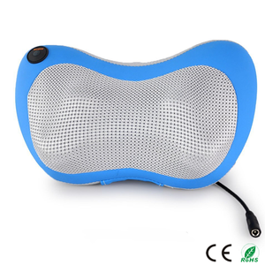 New Arrival price of massage pillow back massagers shiatsu pillow massager for car/ home