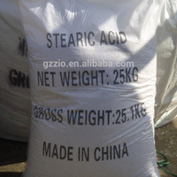 Hot sell price organic acid C18 stearic acid for food & cosmetic