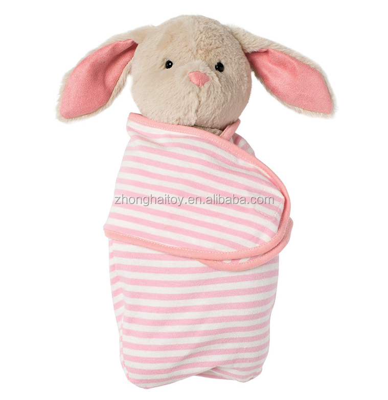 long ear stuffed plush bunny/ bunny plush toy/plush bunny