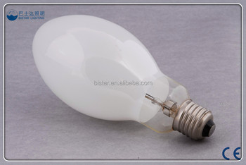 High Pressure Mercury Vapor Lamp 100w 125w 160w 250w 400w 500w E27/E40  Blended Available