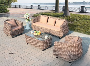 Cheap Special Furniture Garden Patio Rattan Sofa Set Free Daycare Furniture